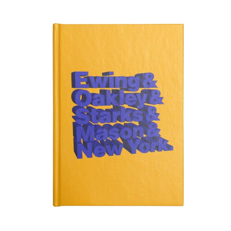 '93-'94 #KnicksTape Accessories Notebook by FWMJ's Shop