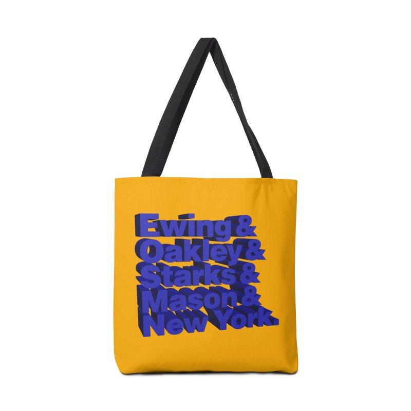 '93-'94 #KnicksTape Accessories Bag by FWMJ's Shop