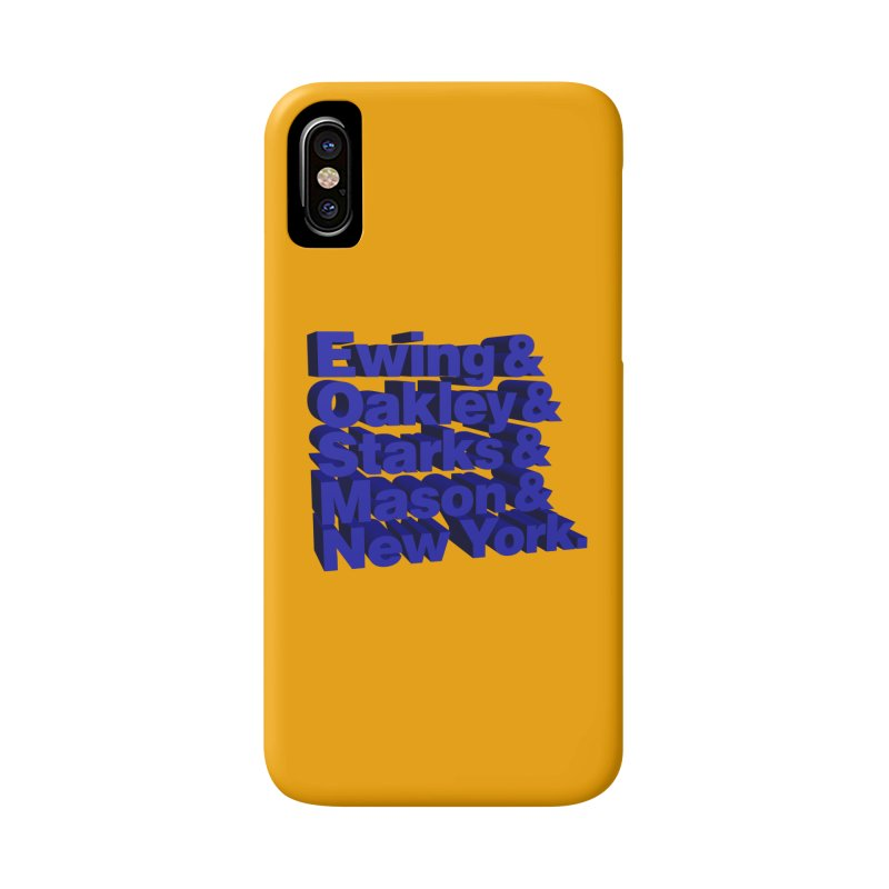 '93-'94 #KnicksTape Accessories Phone Case by FWMJ's Shop