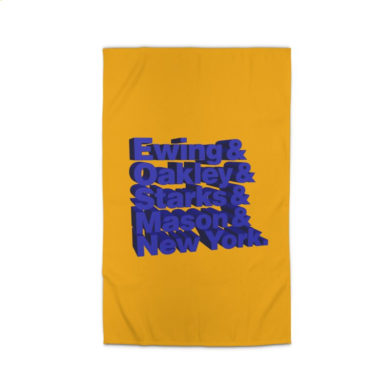 '93-'94 #KnicksTape Home Rug by FWMJ's Shop