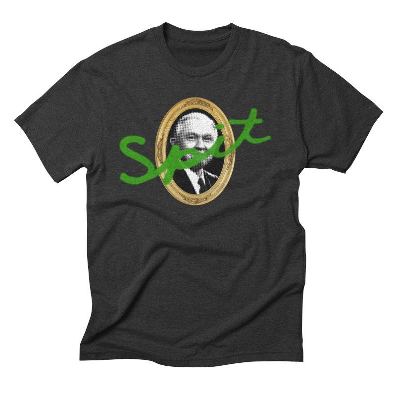 BEAUREGARD Spit Men's Triblend T-shirt by FWMJ's Shop