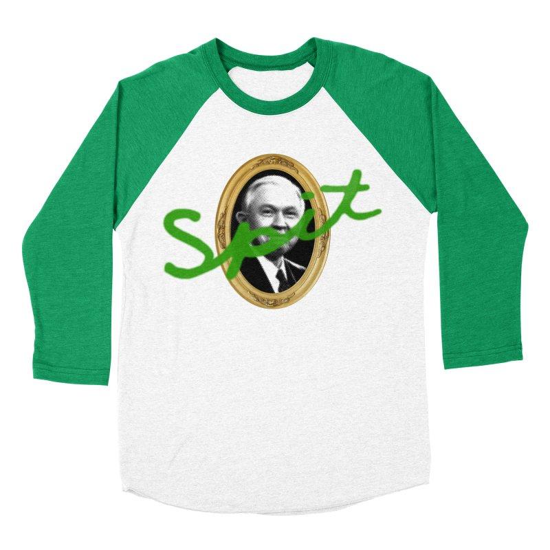 BEAUREGARD Spit Women's Baseball Triblend T-Shirt by FWMJ's Shop