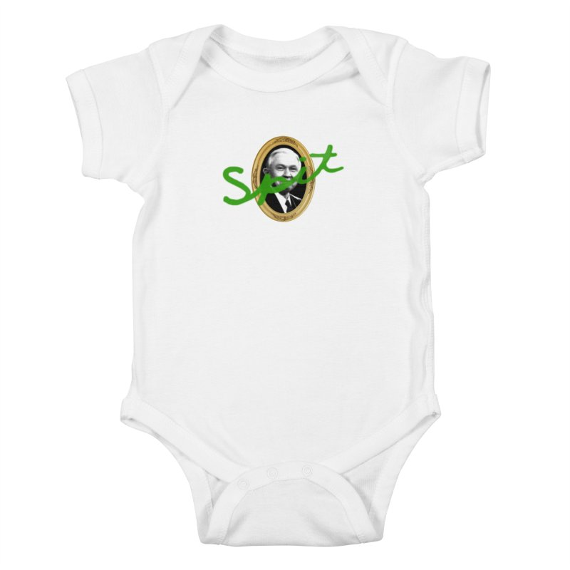 BEAUREGARD Spit Kids Baby Bodysuit by FWMJ's Shop