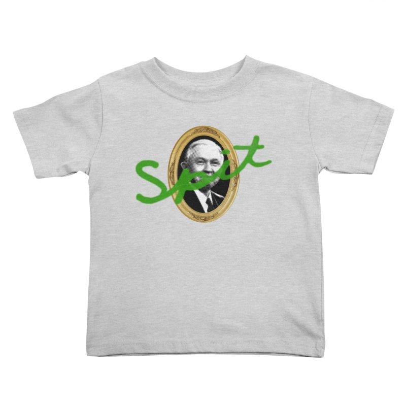 BEAUREGARD Spit Kids Toddler T-Shirt by FWMJ's Shop