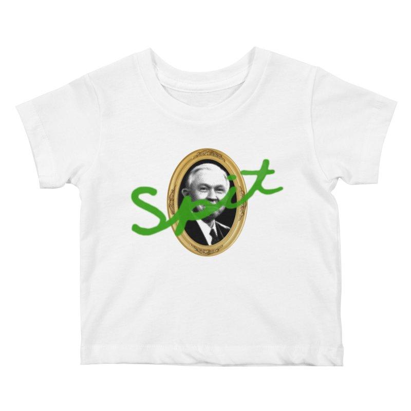 BEAUREGARD Spit Kids Baby T-Shirt by FWMJ's Shop