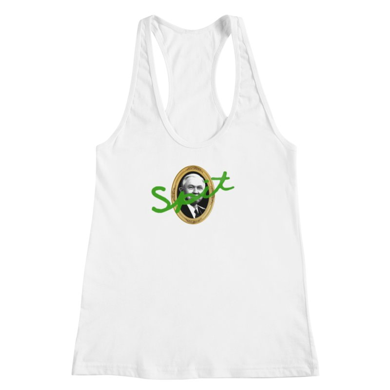 BEAUREGARD Spit Women's Racerback Tank by FWMJ's Shop