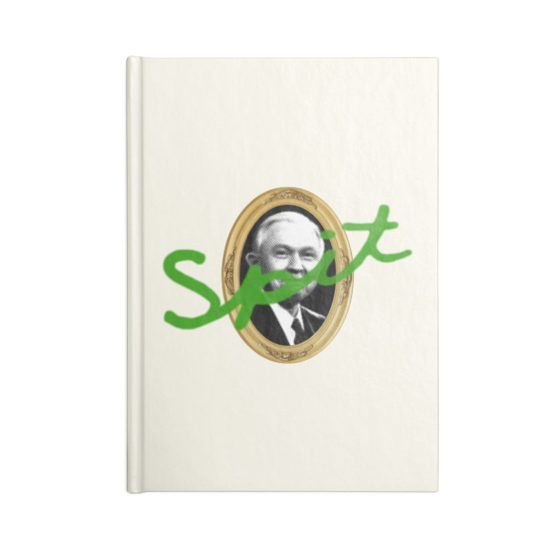 BEAUREGARD Spit Accessories Notebook by FWMJ's Shop