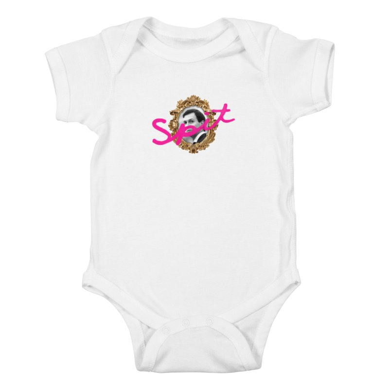 Jared Spit Kids Baby Bodysuit by FWMJ's Shop