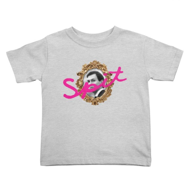 Jared Spit Kids Toddler T-Shirt by FWMJ's Shop