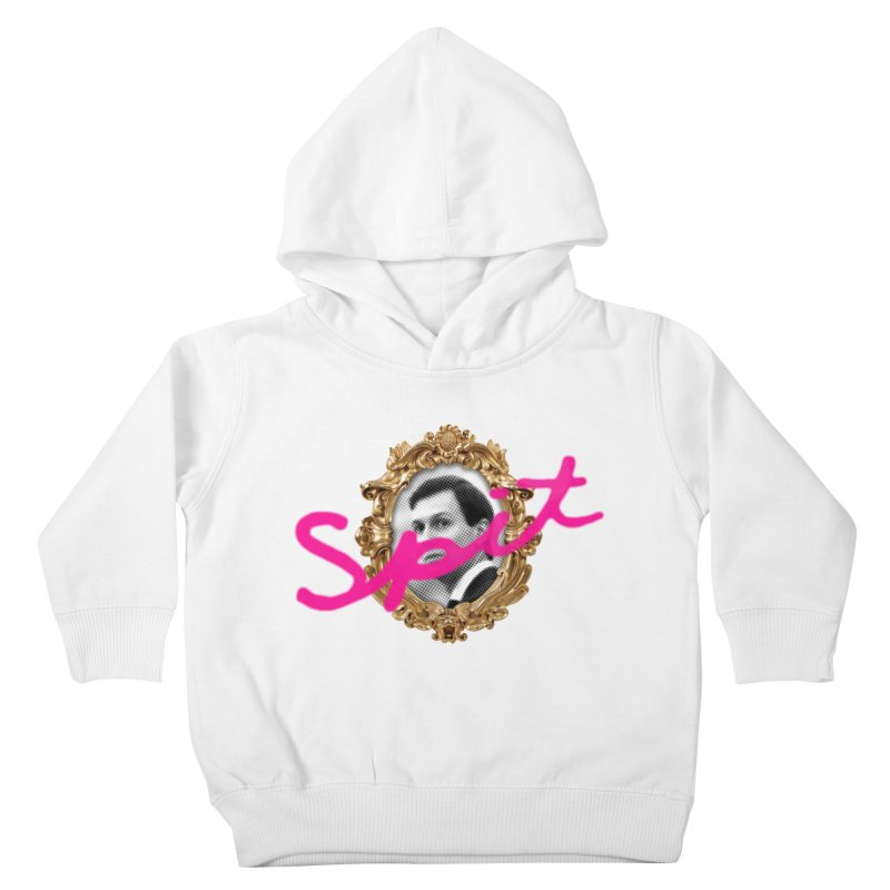 Jared Spit Kids Toddler Pullover Hoody by FWMJ's Shop