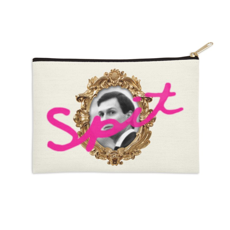 Jared Spit Accessories Zip Pouch by FWMJ's Shop