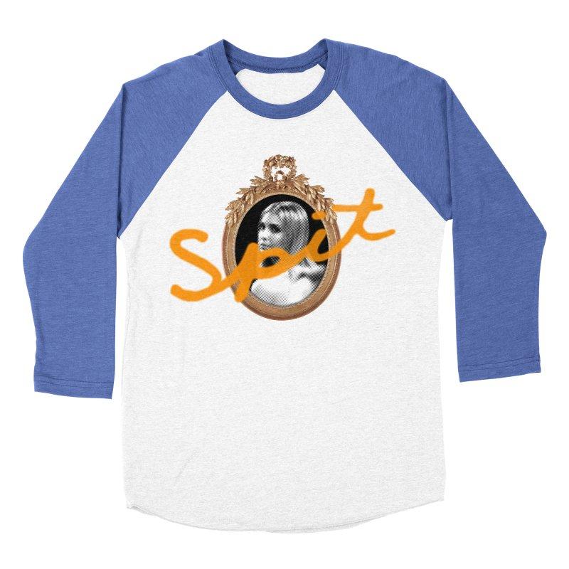 Ivanka Spit Women's Baseball Triblend T-Shirt by FWMJ's Shop