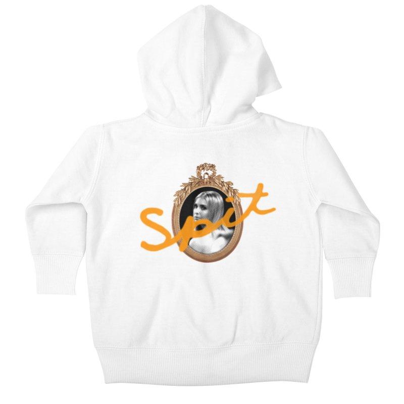 Ivanka Spit Kids Baby Zip-Up Hoody by FWMJ's Shop