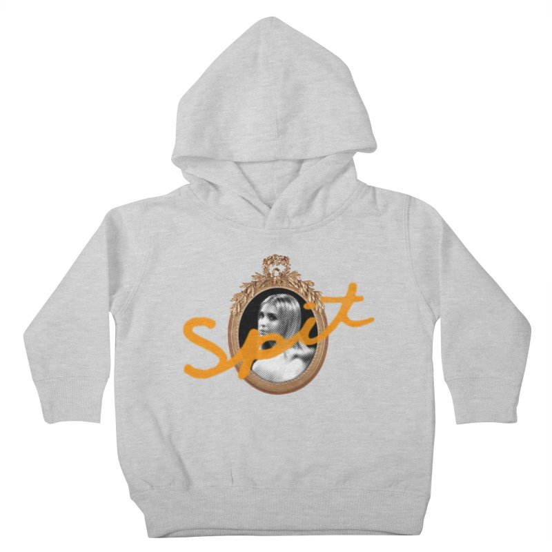 Ivanka Spit Kids Toddler Pullover Hoody by FWMJ's Shop