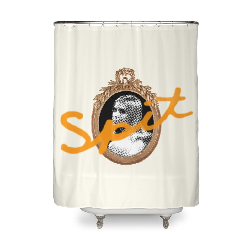 Ivanka Spit Home Shower Curtain by FWMJ's Shop