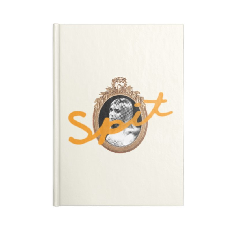 Ivanka Spit Accessories Notebook by FWMJ's Shop