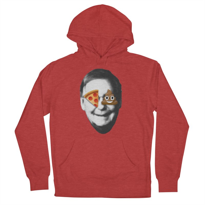 Issa Pizza Men's Pullover Hoody by FWMJ's Shop