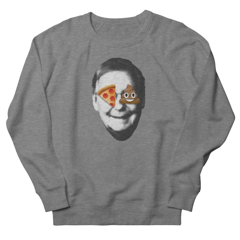 Issa Pizza Men's French Terry Sweatshirt by FWMJ's Shop