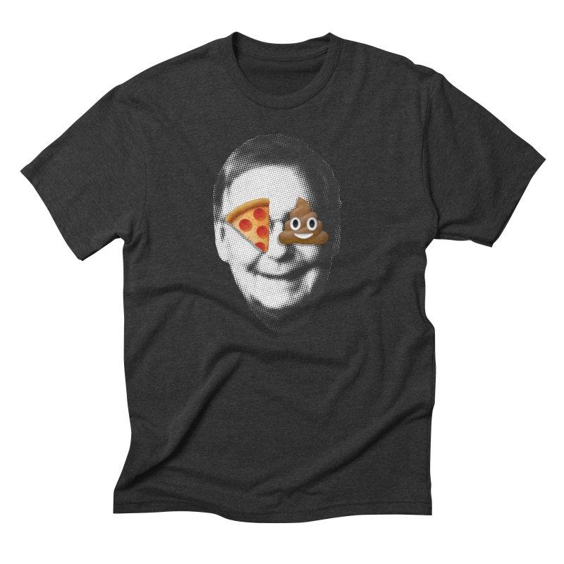 Issa Pizza Men's Triblend T-shirt by FWMJ's Shop