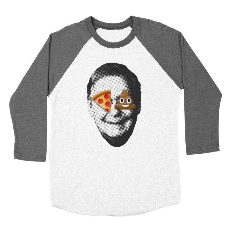 Issa Pizza Women's Baseball Triblend T-Shirt by FWMJ's Shop