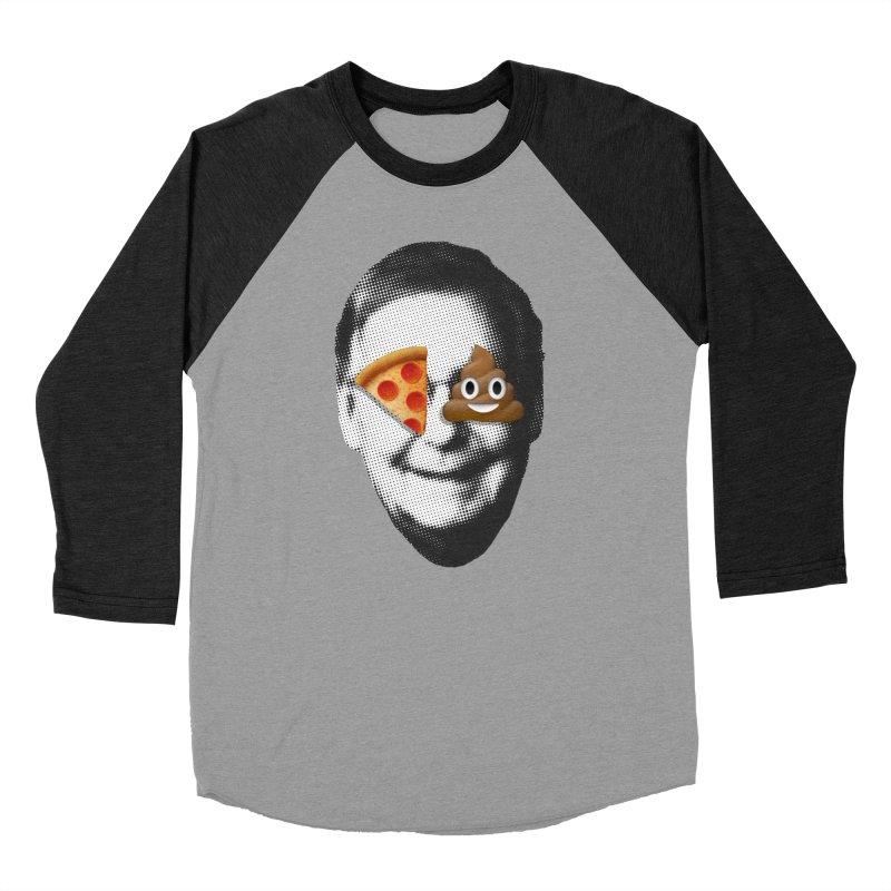 Issa Pizza Men's Baseball Triblend T-Shirt by FWMJ's Shop