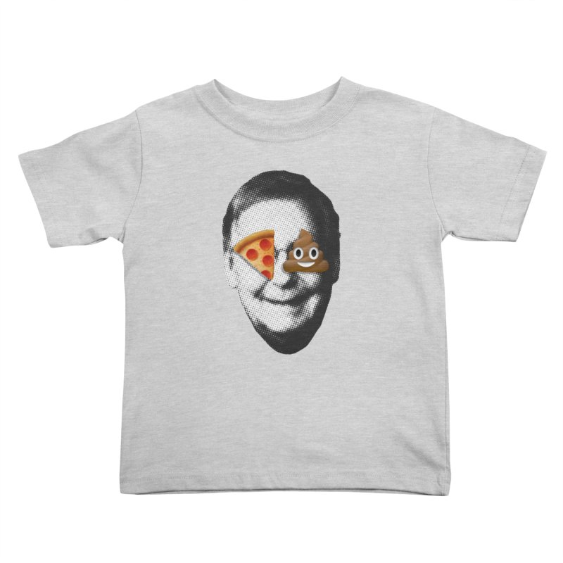Issa Pizza Kids Toddler T-Shirt by FWMJ's Shop