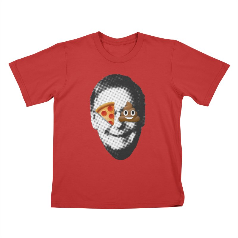 Issa Pizza Kids T-shirt by FWMJ's Shop