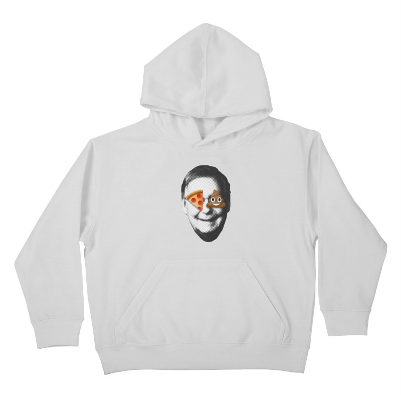 Issa Pizza Kids Pullover Hoody by FWMJ's Shop