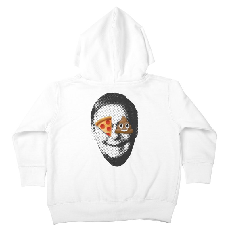 Issa Pizza Kids Toddler Zip-Up Hoody by FWMJ's Shop