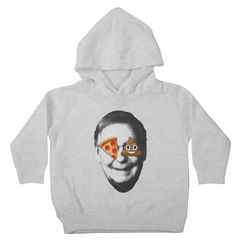 Issa Pizza Kids Toddler Pullover Hoody by FWMJ's Shop