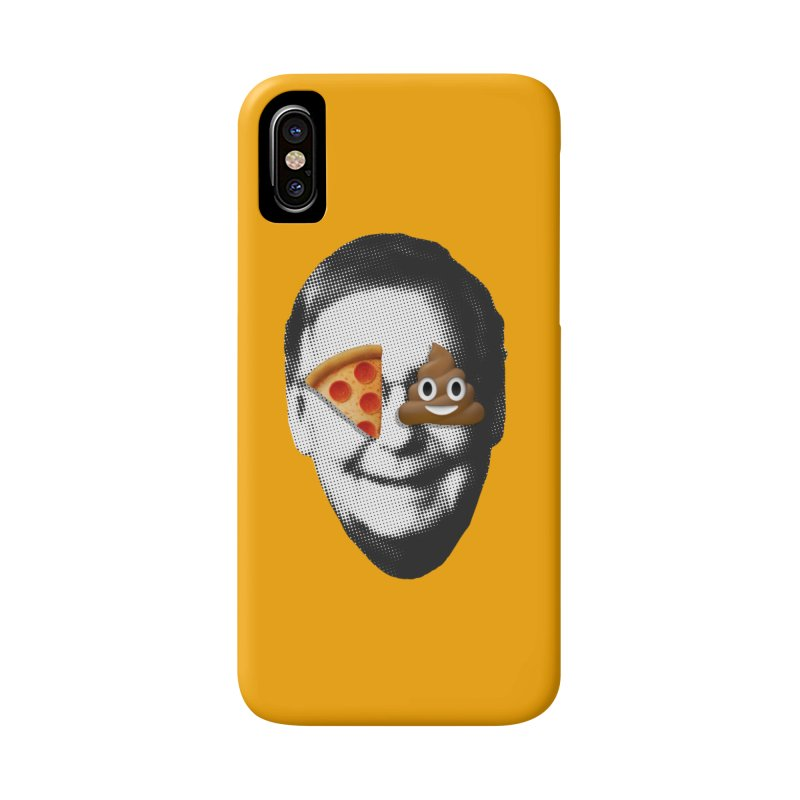Issa Pizza Accessories Phone Case by FWMJ's Shop
