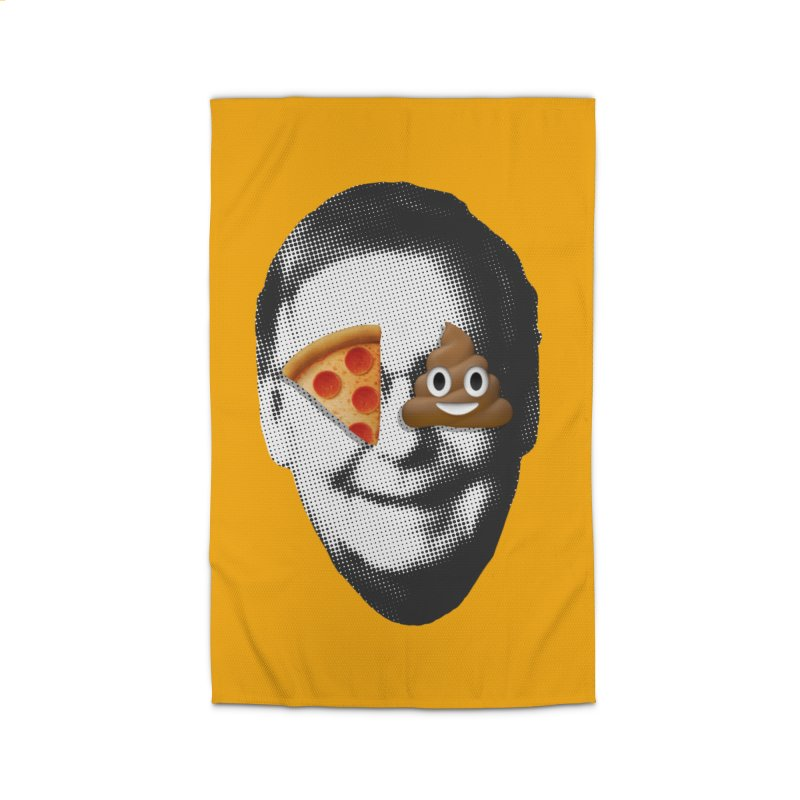 Issa Pizza Home Rug by FWMJ's Shop