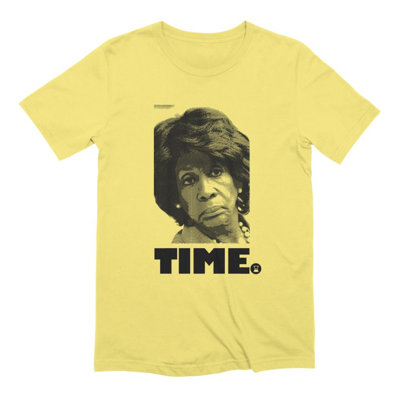 TIME. Men's T-Shirt by FWMJ's Shop