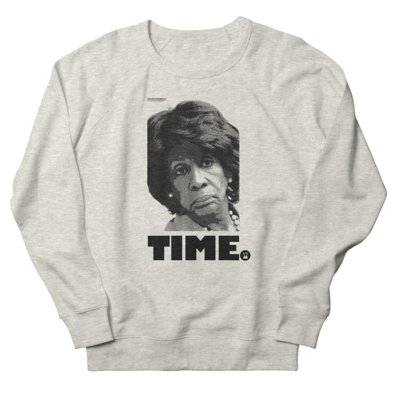 TIME. Men's French Terry Sweatshirt by FWMJ's Shop