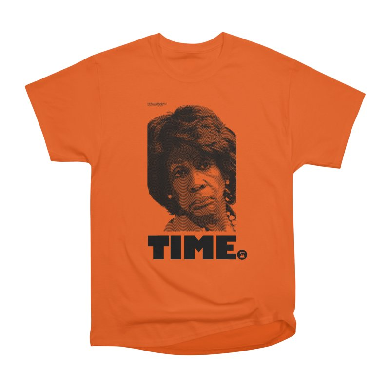TIME. Men's Classic T-Shirt by FWMJ's Shop