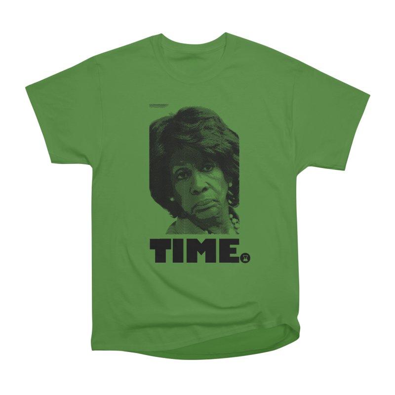 TIME. Women's Classic Unisex T-Shirt by FWMJ's Shop