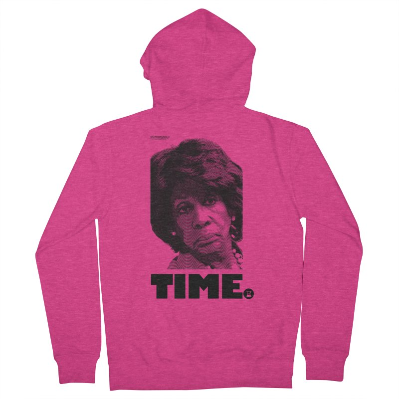 TIME. Women's Zip-Up Hoody by FWMJ's Shop