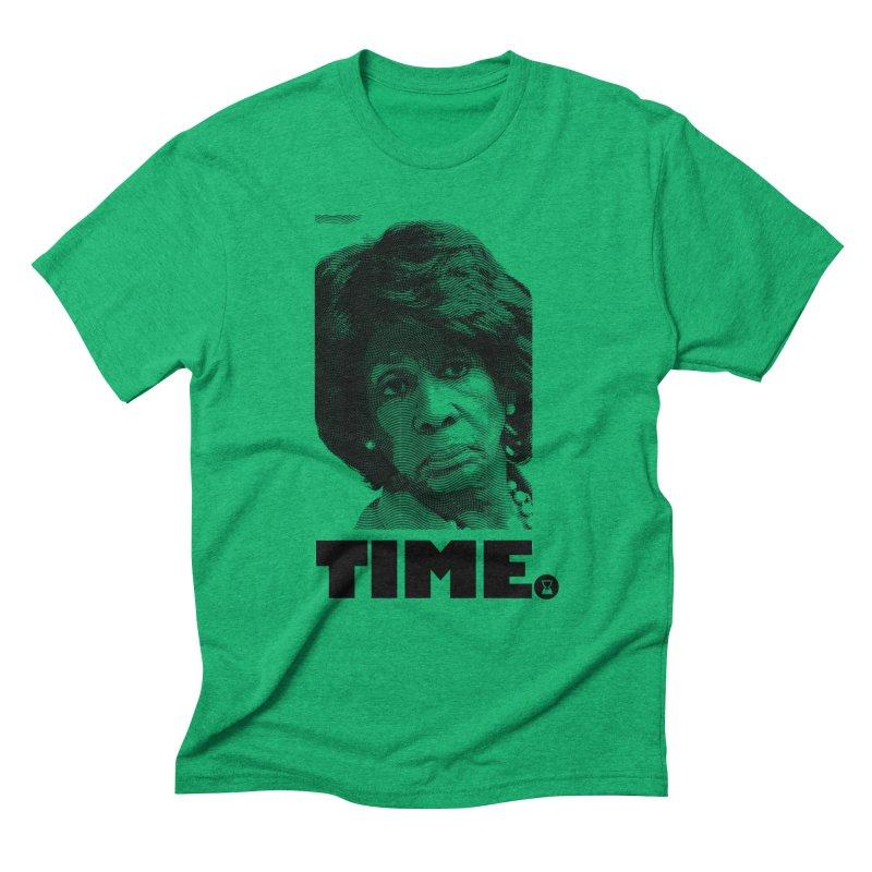 TIME. Men's Triblend T-Shirt by FWMJ's Shop