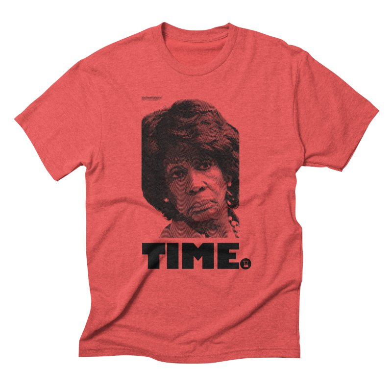 TIME. Men's Triblend T-Shirt by FWMJ's Shop