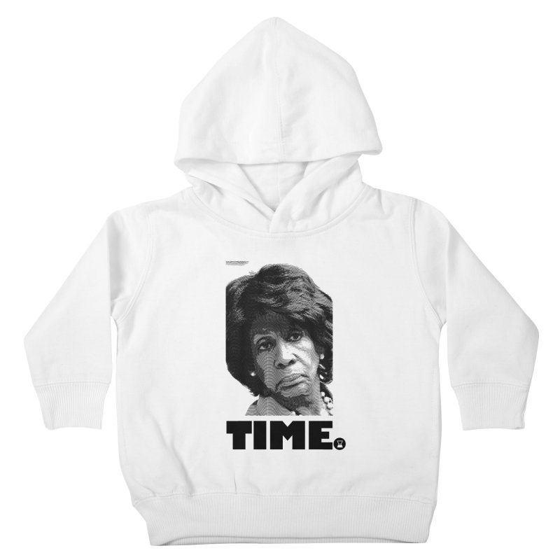 TIME. Kids Toddler Pullover Hoody by FWMJ's Shop