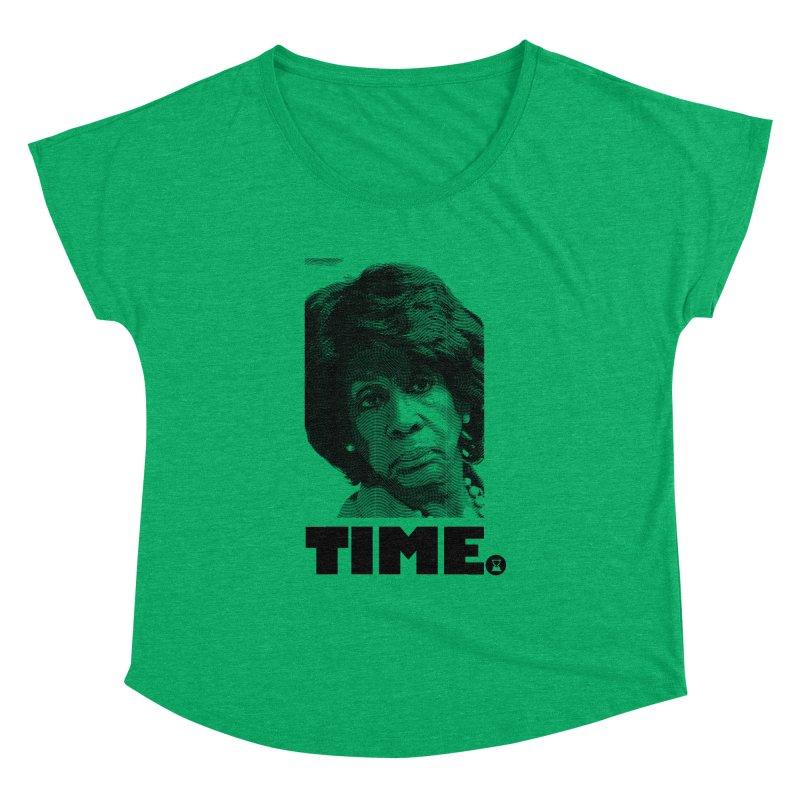 TIME. Women's Dolman by FWMJ's Shop
