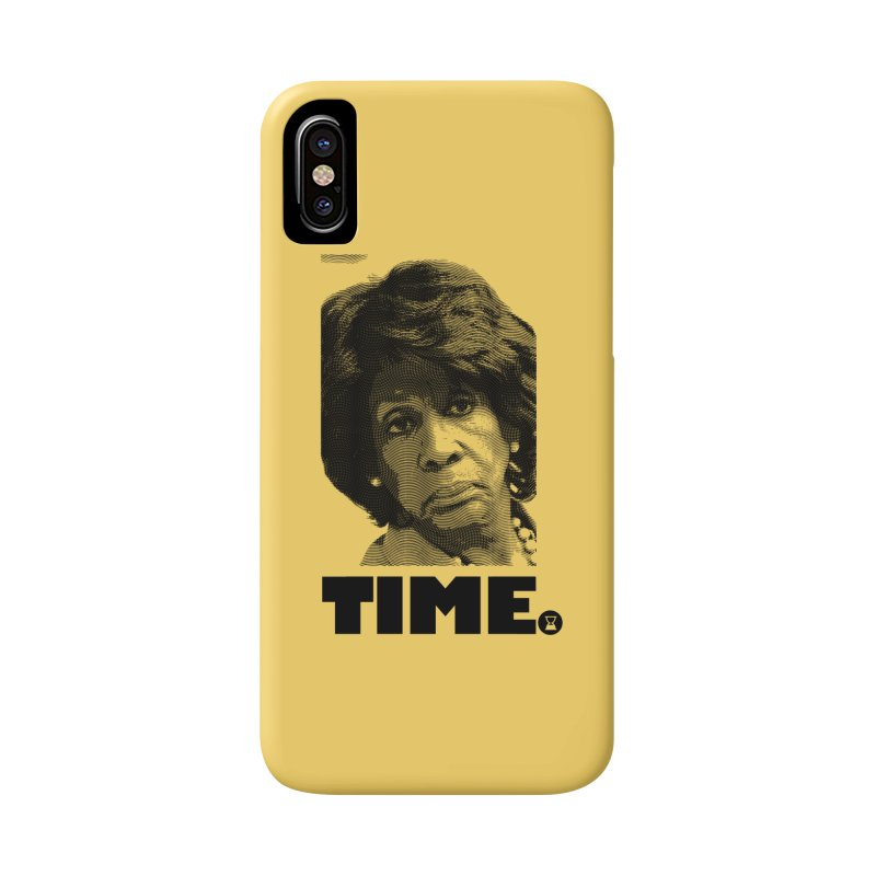 TIME. Accessories Phone Case by FWMJ's Shop