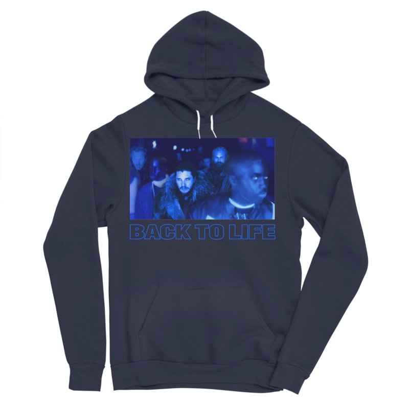 Back To Life Men's Pullover Hoody by FWMJ's Shop