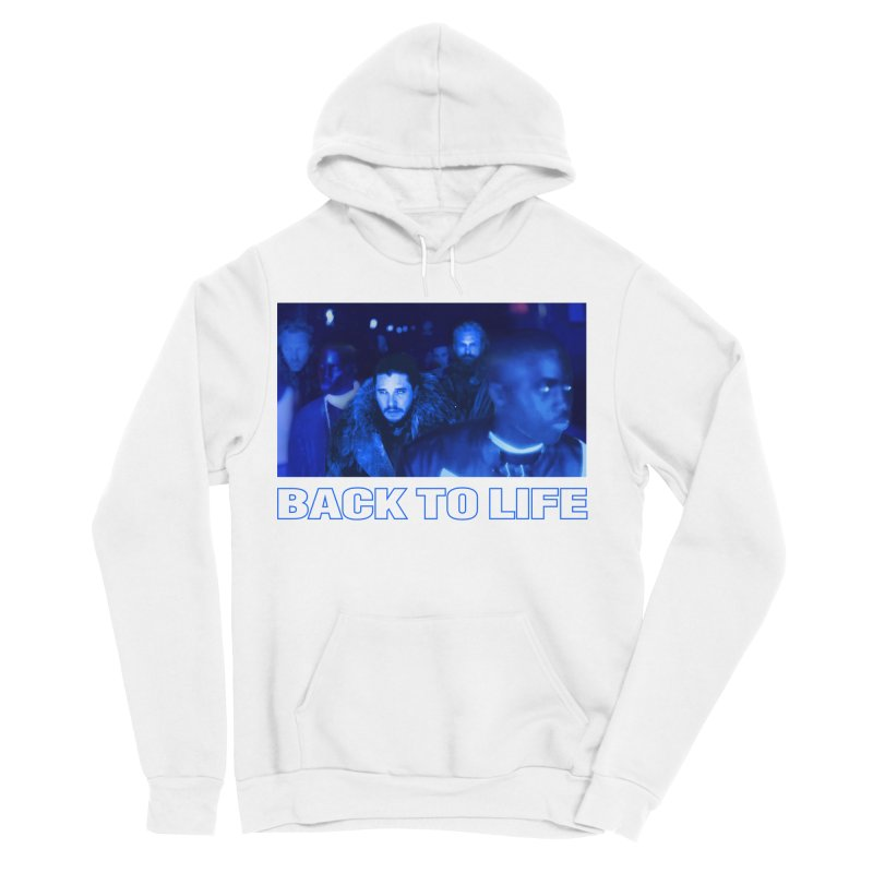 Back To Life Women's Pullover Hoody by FWMJ's Shop