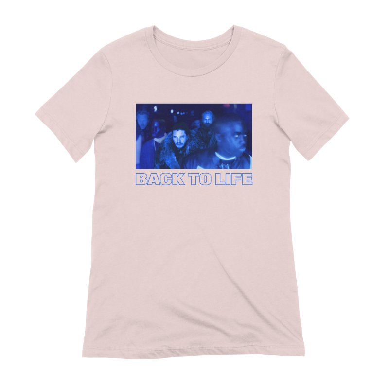 Back To Life Women's T-Shirt by FWMJ's Shop