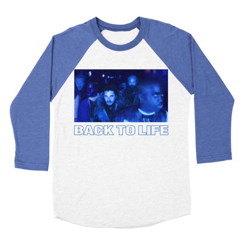 Back To Life Men's Longsleeve T-Shirt by FWMJ's Shop