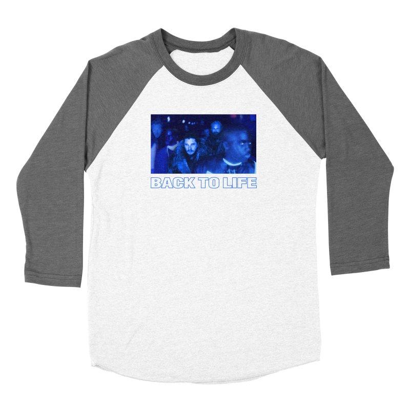 Back To Life Women's Longsleeve T-Shirt by FWMJ's Shop