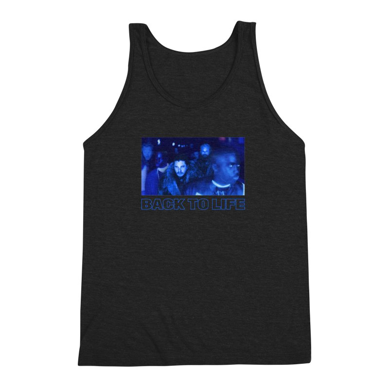 Back To Life Men's Tank by FWMJ's Shop