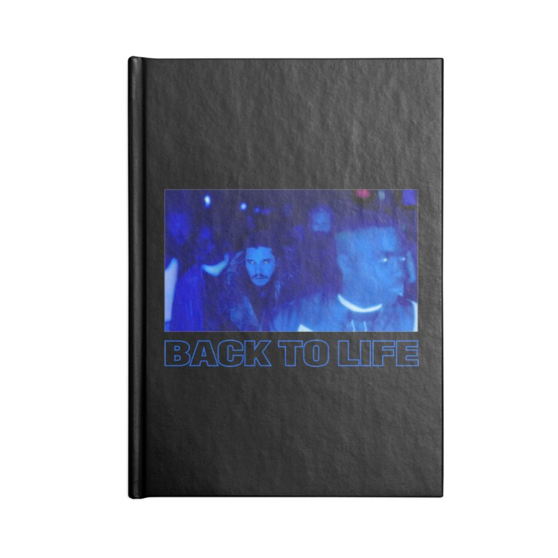Back To Life Accessories Notebook by FWMJ's Shop