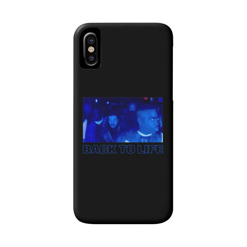 Back To Life Accessories Phone Case by FWMJ's Shop